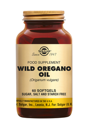 Wild Oregano Oil