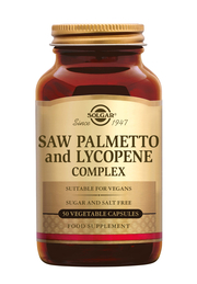 Saw Palmetto and Lycopene Complex
