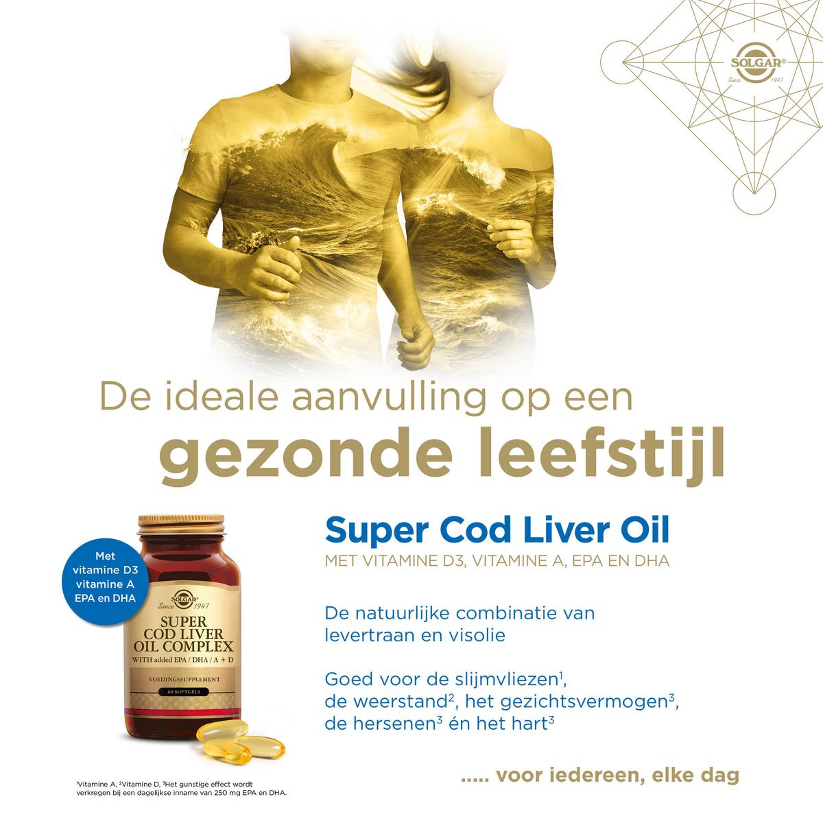 Solgar Vitamins De Ideale Aanvulling