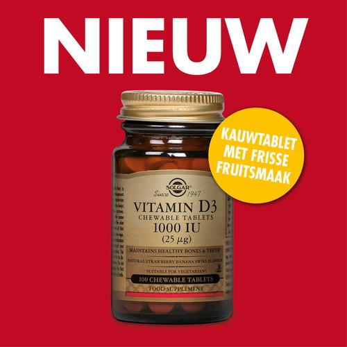 vitamine d welke is de beste