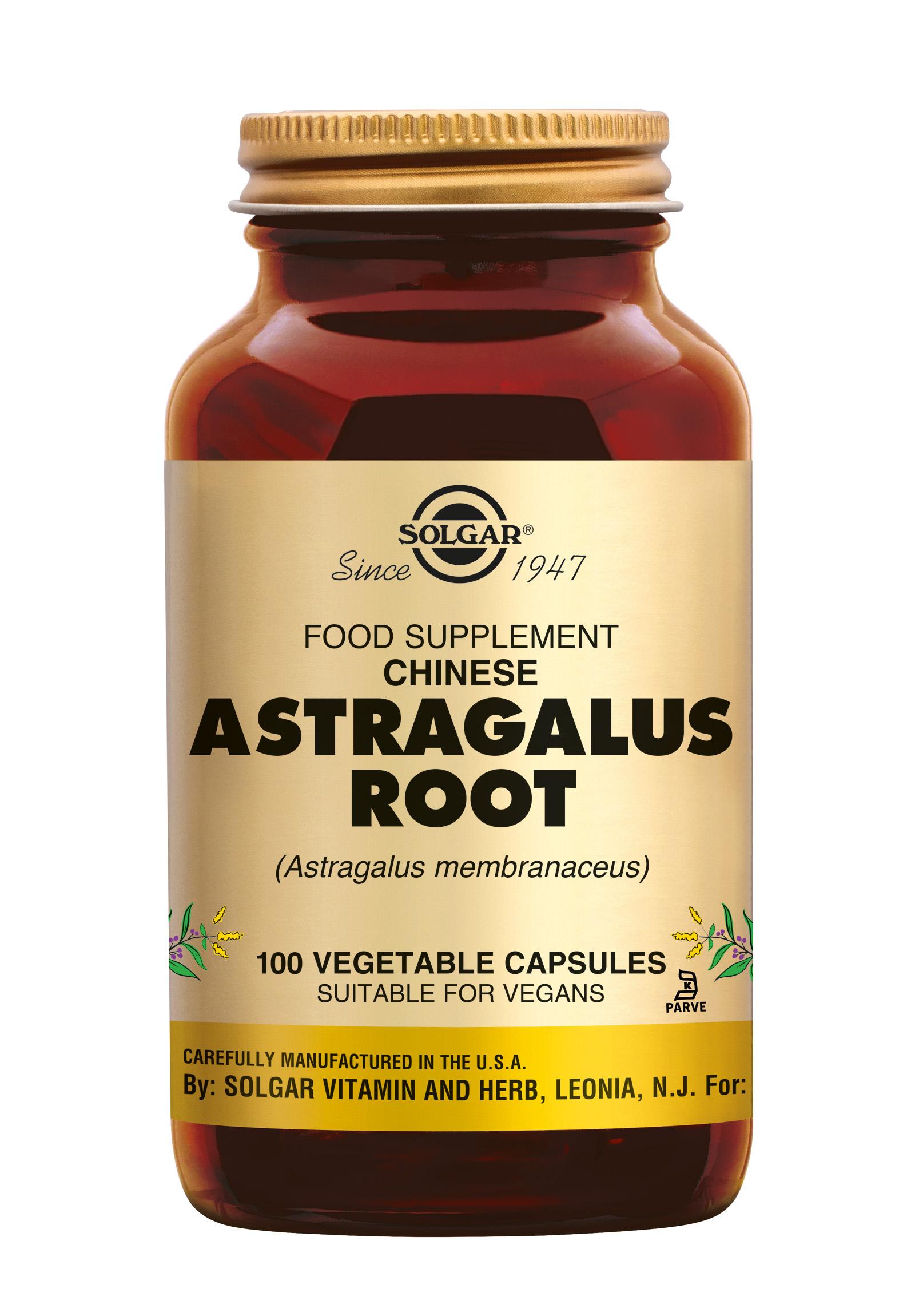 Astragalus Root, Solgar, Solgar Astragalus Root ondersteunt de weerstand.